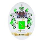 Barbat Ornament (Oval)