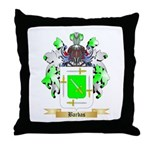 Barbas Throw Pillow