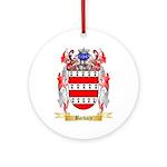 Barbary Ornament (Round)