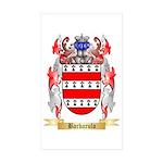 Barbarulo Sticker (Rectangle 50 pk)