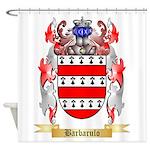 Barbarulo Shower Curtain