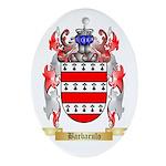 Barbarulo Ornament (Oval)