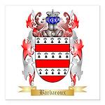 Barbaroux Square Car Magnet 3