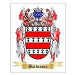 Barbaroux Small Poster