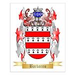 Barbarou Small Poster