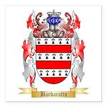 Barbarotto Square Car Magnet 3