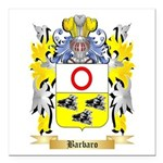 Barbaro Square Car Magnet 3