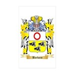 Barbaro Sticker (Rectangle 50 pk)