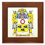 Barbaro Framed Tile