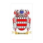 Barbarino Sticker (Rectangle 50 pk)