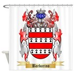 Barbarino Shower Curtain