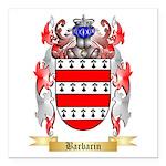 Barbarin Square Car Magnet 3