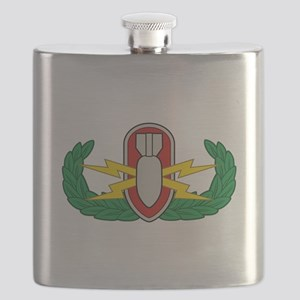 EOD in color Flask