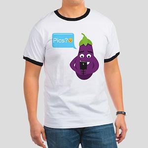 Emoji Eggplant Pics? Ringer T