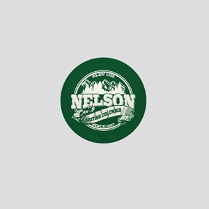 Nelson Old Circle Mini Button