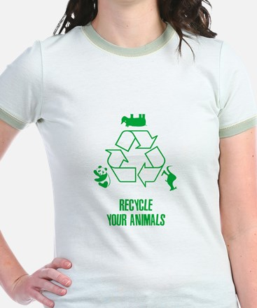 Fight Club Recycle T