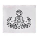 EOD Master Throw Blanket