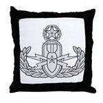 EOD Master Throw Pillow