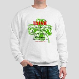 Irish BS Men's Sweatshirt