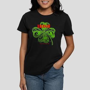 Irish BS Women's Dark T-Shirt