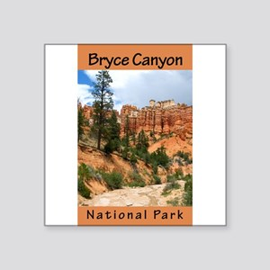 Bryce Canyon NP (Vertical) Rectangle Sticker