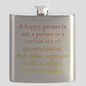 Happy Person Flask