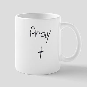 pray Mug
