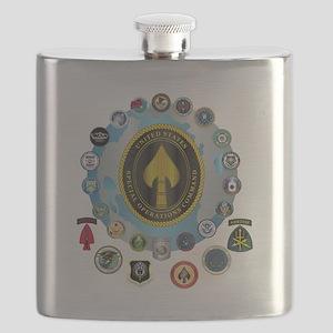 USSOCOM - SFA Flask