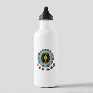 USSOCOM - SFA Stainless Water Bottle 1.0L