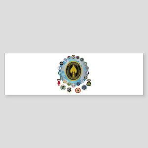USSOCOM - SFA Sticker (Bumper)