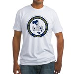 EOD Mobile Unit 8 Fitted T-Shirt