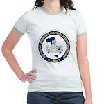 EOD Mobile Unit 8 Jr. Ringer T-Shirt