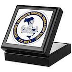 EOD Mobile Unit 8 Keepsake Box