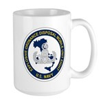 EOD Mobile Unit 8 Large Mug
