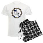 EOD Mobile Unit 8 Men's Light Pajamas