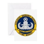 EOD Mobile Unit 11 Greeting Cards (Pk of 10)