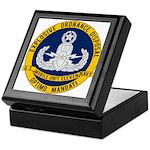 EOD Mobile Unit 11 Keepsake Box