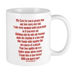 Love Story Mug