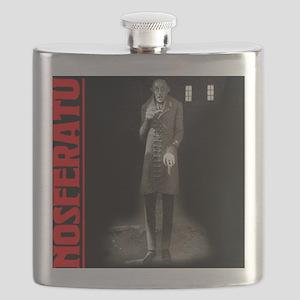 Nosferatu Design-03 Flask