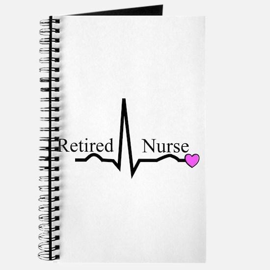 Retired Nurse QRS Journal