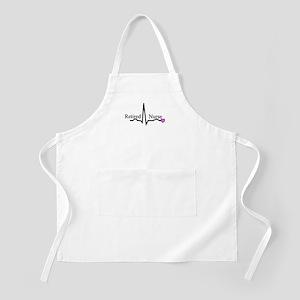 Retired Nurse QRS Apron