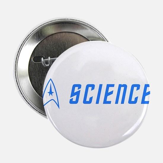 """Star Trek Science 2.25"""" Button"""