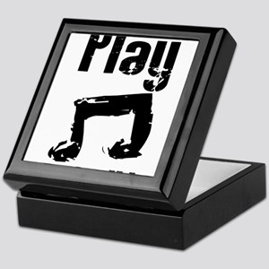 play psalm 33.png Keepsake Box