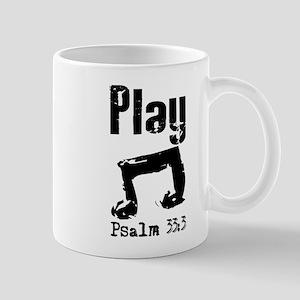 play psalm 33 Mug