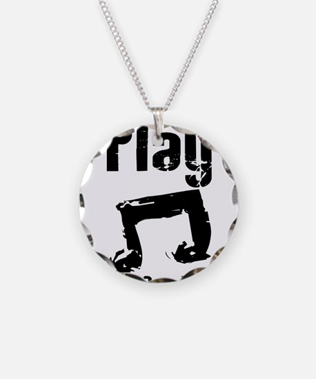 play psalm 33.png Necklace