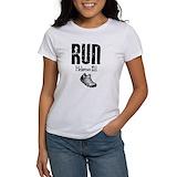 Hebrews run Women's T-Shirt