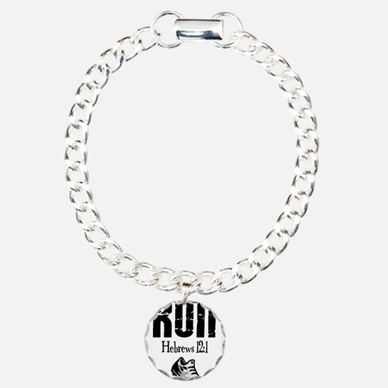 run hebrews.png Bracelet