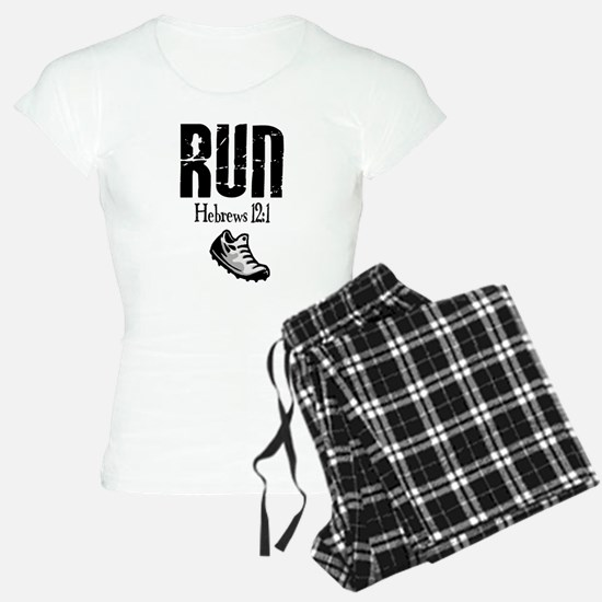 run hebrews.png Pajamas