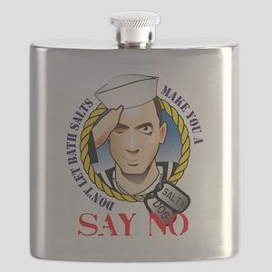 Salty Dog Flask