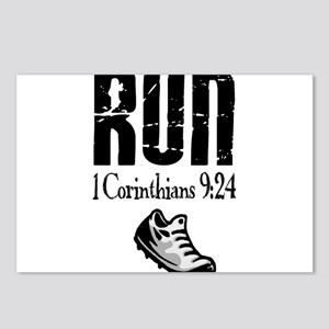 run fixed Postcards (Package of 8)